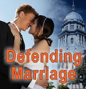 Clergy, Pastors, Leaders, Stand to Defend Marriage