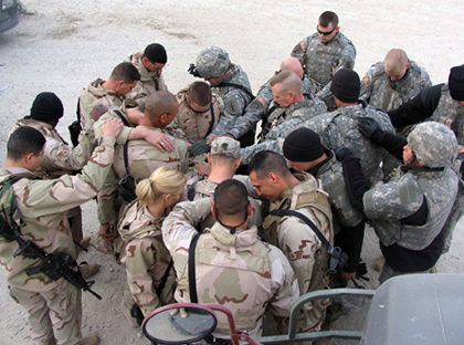 PrayingSoldiers