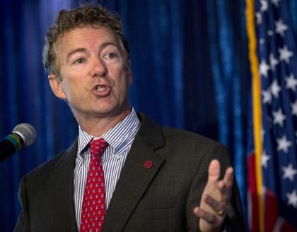 Is Rand Paul going mainstream, or vice versa?