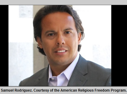 Religious liberty is 'endangered,' warns Hispanic Christian leader