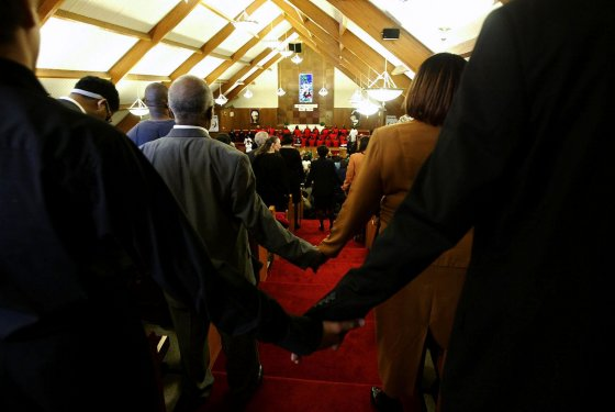 The GOP Is Making a Play for the Black Evangelical Vote