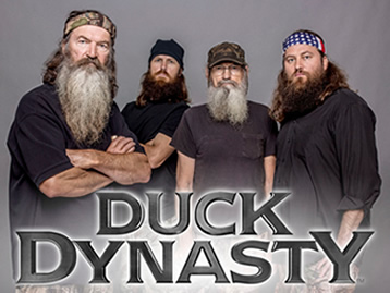 "Pastor to join cast of ""Duck Dynasty"""