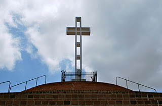 ACLU Says Tear Down Veterans Memorial Cross