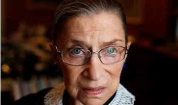 Justice Ginsburg to officiate at same-sex wedding