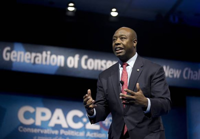 Senator Tim Scott wasn't invited to event commemorating MLK