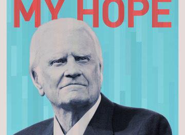 Special tribute album for Billy Graham