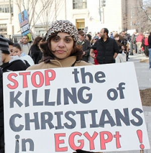 Stop the Killing of Christians in Egypt
