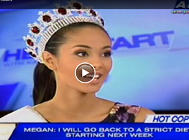 Miss World: 'I'm pro-life,' 'sex is for marriage'