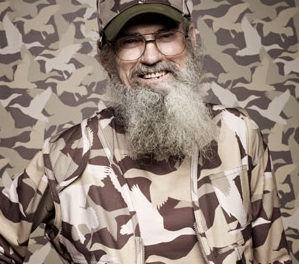 Duck Dynasty: Uncle Si Robertson talks faith in God, wife, and children
