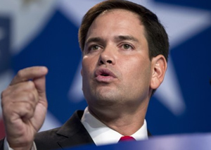 See Marco Rubio's Comments on Jesus That Made the Crowd Erupt