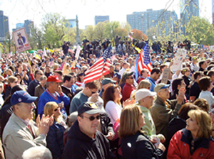 Tea Party loosens K Street's stranglehold on the GOP