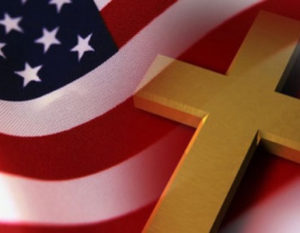 Flag&Cross