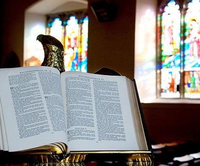 It's the Gospel truth – so take it or leave it
