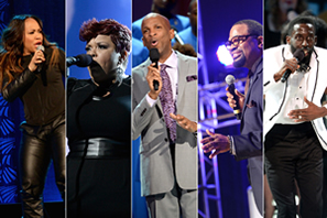 BET Awards 2014 'Best Gospel Artist' Nominations Revealed