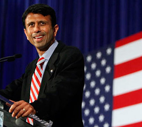 JINDAL TO OBAMA: 'MAN UP AND SECURE THE BORDER'