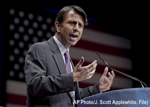 Louisiana Gov. Jindal sues feds over Common Core