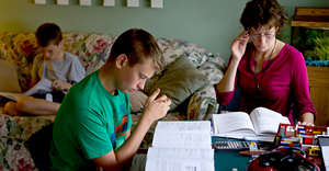 More Children in Homeschool Than Attend Private Schools.