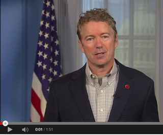 Sen. Rand Paul Takes a Stand for Religious Freedom