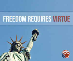 ARP freedom requires virtue 2016 2