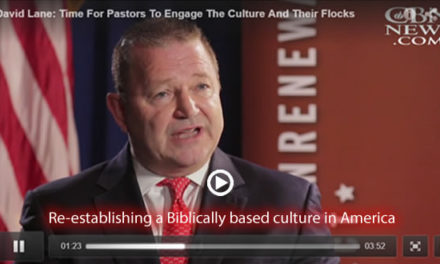 Time For Pastors To Engage The Culture And Their Flocks