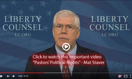 Pastors' Political Rights – Mat Staver