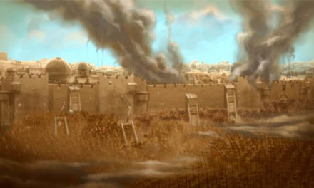 American Minute with Bill Federer Rome destroyed Jerusalem … Then what?