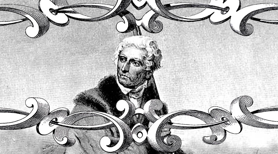 "Daniel Boone ""The religion I have is to love and fear God, believe in Jesus Christ, do all the good to my neighbor, and myself that I can, do as little harm as I can help, and trust on God's mercy for the rest."""