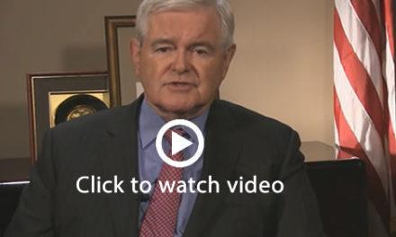 Newt Gingrich Forewarns Pastors
