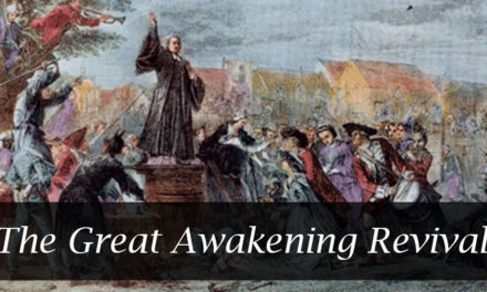 "Religious Revival & founding of Princeton, Columbia, Dartmouth, Rutgers, Brown – Jonathan Edwards' sermon ""Sinners in the Hands of an Angry God"""