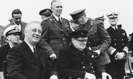 God, Churchill, and Christian Civilization
