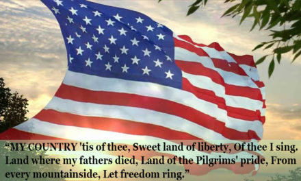 """""""We must not allow our Creative Protest to Degenerate into Physical Violence""""-M.L.K., Jr. -""""MY COUNTRY 'tis of Thee, Sweet Land of Liberty, Of Thee I Sing"""""""