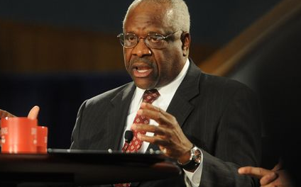 Justice Clarence Thomas: Nation's capital is 'broken'