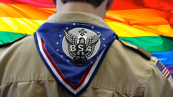"The Boy Scouts' long journey :""Morally Straight"" to ""Transgendered"""
