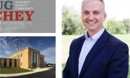 Pastor Doug Richey – 'Make sacrifices for the greater good'
