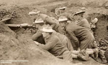 World War I Changed America, 100 years ago today
