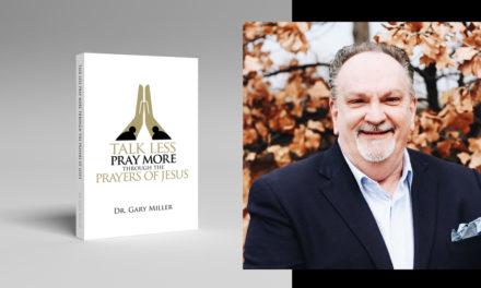 """""""Talk Less. Pray More Through the Prayers of Jesus."""""""