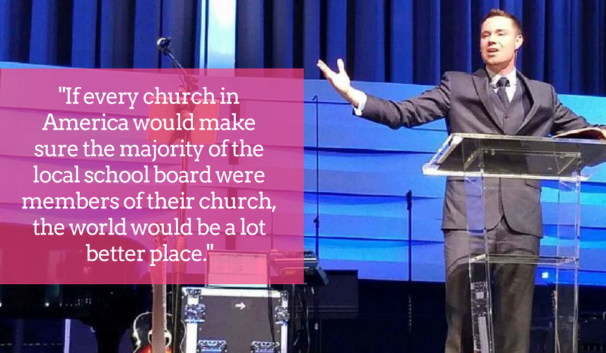 Missouri pastor encourages congregants to run for local office