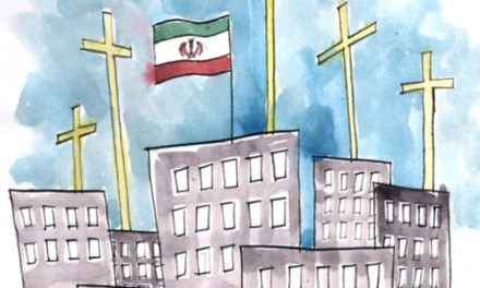 Iranian Muslims are converting to Christianity