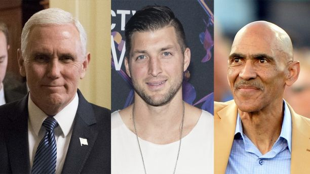 Mike Pence, Tim Tebow, Tony Dungy have all been 'Christian Shamed.' This ugly form of bigotry must stop