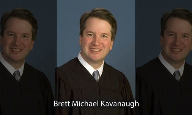 Trump announces Brett Kavanaugh to Supreme Court