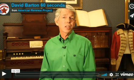 David Barton invites pastors and ministry leaders