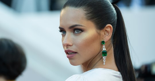 """Super Model Adriana Lima Says """"Sex is for After Marriage"""" and Abortion is a Crime"""