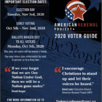 CA 2020 Voter Guides –