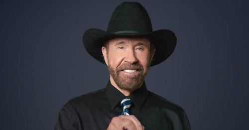 Chuck Norris Praises His Mother Who 'Prayed for Me All My Life'