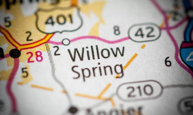 Attend this Willow Spring, NC Renewal Event 11.01.21